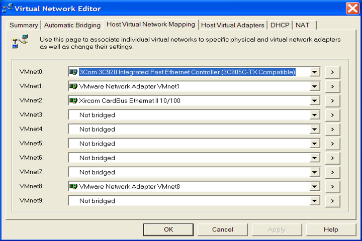 How Do I Add More Than One Network Ethernet Adapter (VMware